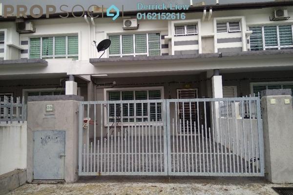 For Sale Link at Hillpark, Semenyih Freehold Unfurnished 4R/3B 528k
