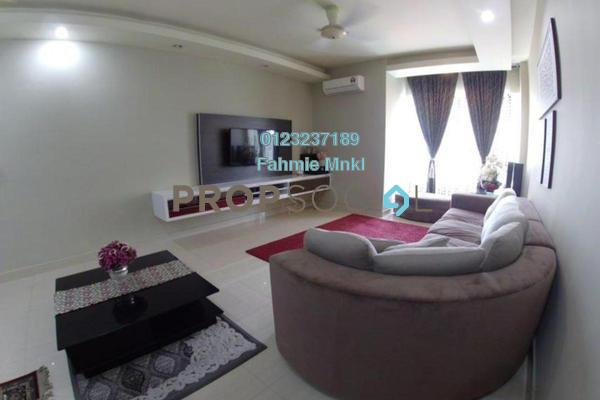 For Sale Serviced Residence at Sri Acappella, Shah Alam Freehold Fully Furnished 3R/2B 560k