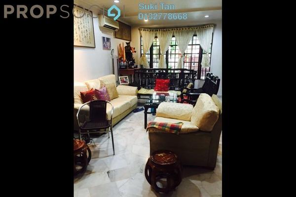 For Sale Terrace at Taman Menjalara, Bandar Menjalara Freehold Semi Furnished 4R/3B 850k