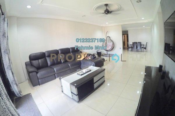 For Sale Apartment at Perdana Villa Apartment, Klang Freehold Semi Furnished 3R/2B 250k