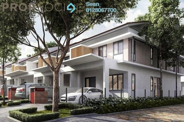 For Sale Terrace at Greenwoods @ Salak Perdana, Sepang Freehold Unfurnished 4R/4B 460k