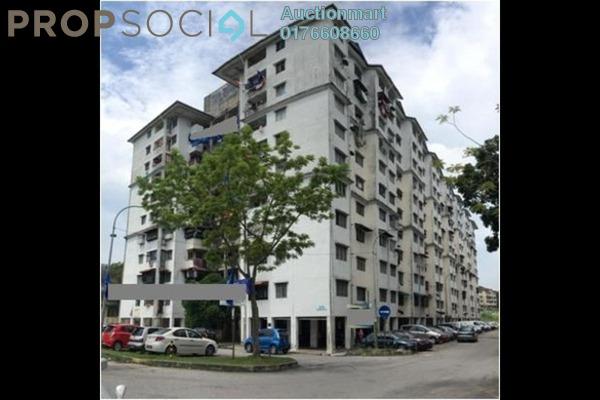 For Sale Apartment at Taman Tun Teja, Rawang Freehold Unfurnished 0R/0B 85k