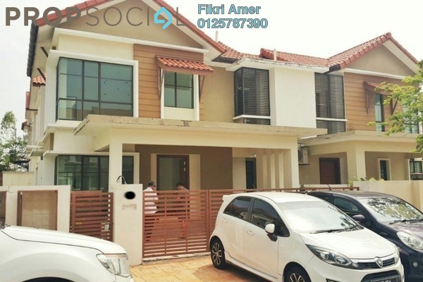 For Sale Terrace at Ilmia, Alam Sari Freehold Unfurnished 5R/5B 1.25m