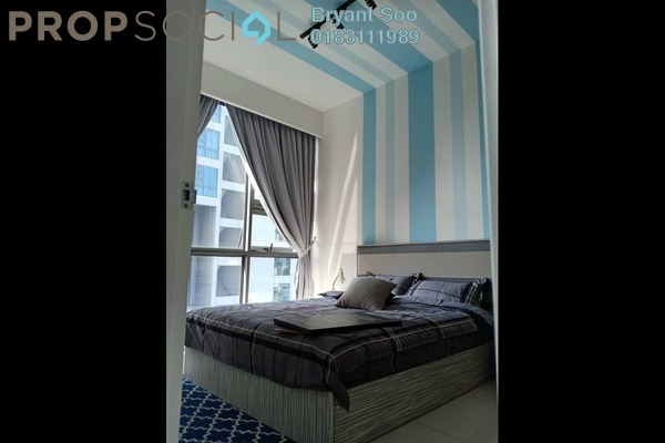 For Rent Condominium at The Robertson, Pudu Freehold Fully Furnished 2R/1B 4k