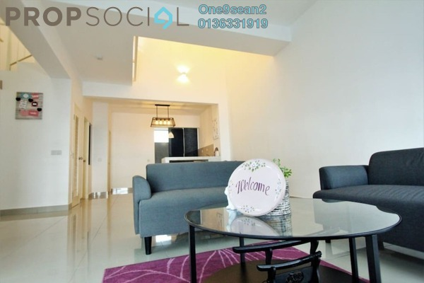 For Sale Terrace at Caffra, Setia Alam Freehold Fully Furnished 5R/4B 918k