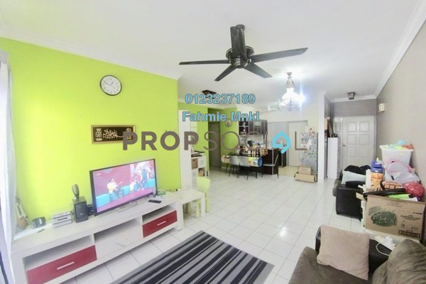 For Sale Condominium at Widuri Impian, Desa Petaling Leasehold Semi Furnished 3R/2B 340k