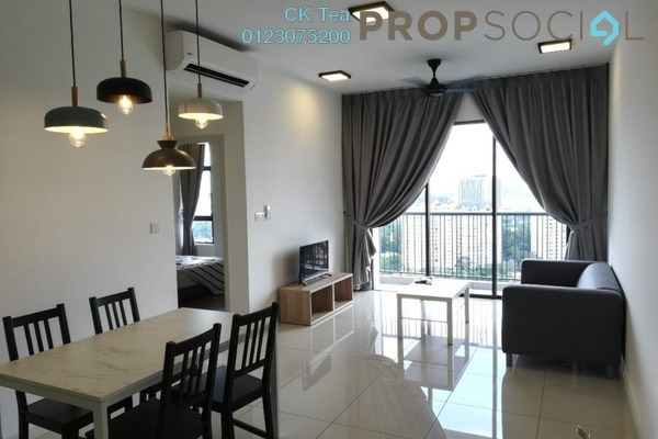 For Rent Condominium at Casa Green, Bukit Jalil Freehold Fully Furnished 3R/3B 2k