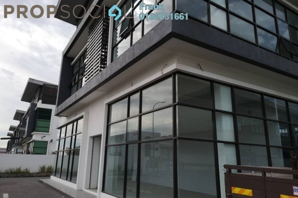 For Sale Factory at Gateway 16, Bandar Bukit Raja Freehold Unfurnished 0R/0B 5.3m