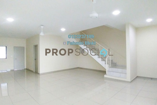 For Sale Terrace at Delfina, Nilai Impian Freehold Unfurnished 4R/3B 559k