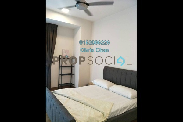 For Rent Condominium at Crest Jalan Sultan Ismail, KLCC Freehold Fully Furnished 1R/1B 2.5k
