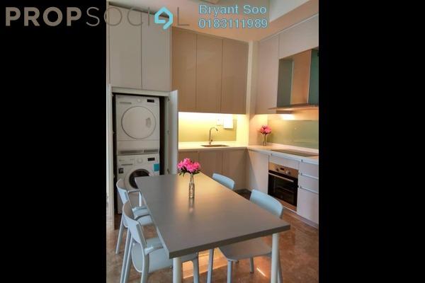 For Rent Condominium at Laman Ceylon, Bukit Ceylon Freehold Fully Furnished 2R/2B 3.7k