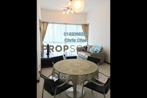 For Rent Condominium at Suasana Sentral Loft, KL Sentral Freehold Fully Furnished 0R/1B 3.6k