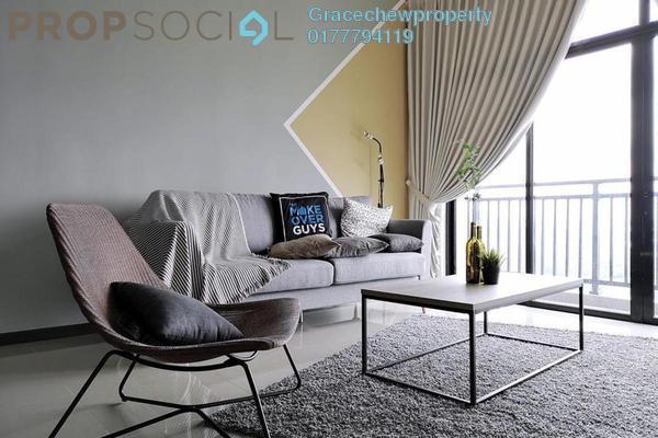 For Rent Condominium at Molek Regency, Johor Bahru Freehold Fully Furnished 3R/3B 3.6k
