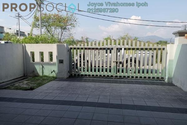 For Sale Terrace at Taman Pengkalan Utama, Ipoh Leasehold Unfurnished 4R/4B 330k