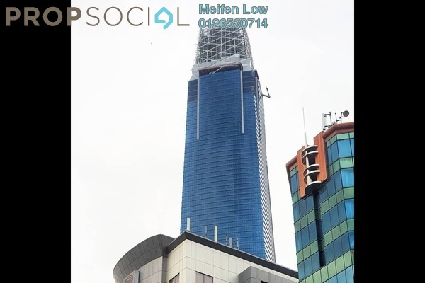 For Rent Office at The Exchange 106, Kuala Lumpur Freehold Unfurnished 0R/0B 75k
