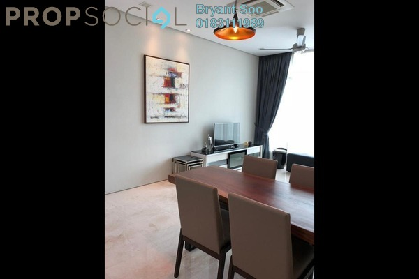 For Rent Condominium at Soho Suites, KLCC Freehold Fully Furnished 1R/1B 3.3k
