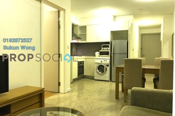 For Rent Condominium at Bintang Fairlane Residences, Bukit Bintang Freehold Fully Furnished 1R/1B 2.35k