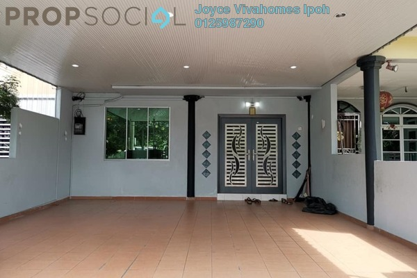 For Sale Terrace at SD6 @ Gunung Rapat, Ipoh Freehold Unfurnished 4R/3B 390k