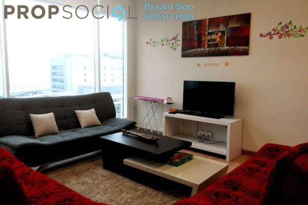 For Rent Condominium at Soho Suites, KLCC Freehold Fully Furnished 2R/1B 3.5k