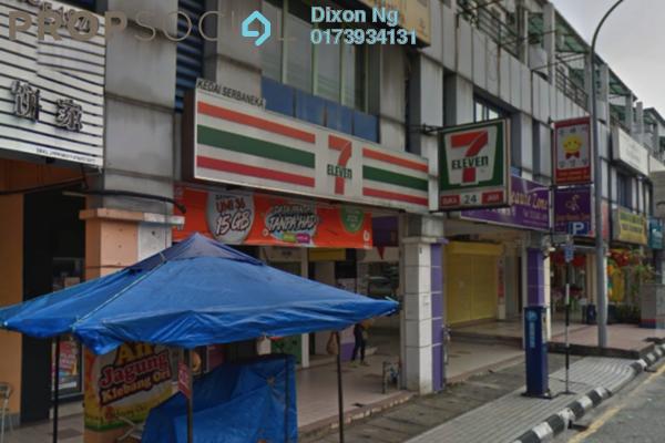 For Rent Shop at Jalan Radin Bagus, Sri Petaling Freehold Unfurnished 1R/1B 2.5k