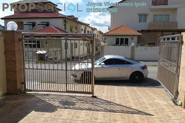 For Sale Terrace at Panorama Lapangan Perdana, Ipoh Freehold Unfurnished 3R/3B 318k