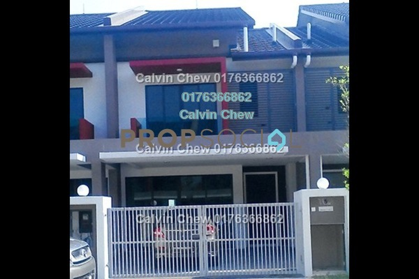 For Sale Terrace at Nahara, Bandar Bukit Raja Freehold Unfurnished 0R/0B 510k