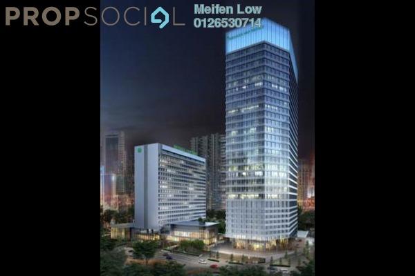 For Rent Office at Menara Hap Seng 2, KLCC Freehold Unfurnished 0R/0B 60k