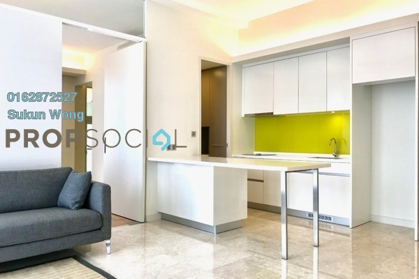 For Rent Condominium at The Signature, Sri Hartamas Freehold Semi Furnished 1R/1B 2.2k