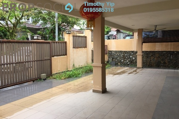 For Sale Semi-Detached at Taman Yarl, Old Klang Road Freehold Fully Furnished 5R/5B 1.45m