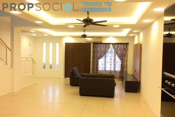 For Sale Terrace at D'Alpinia, Puchong Freehold Fully Furnished 4R/3B 788k