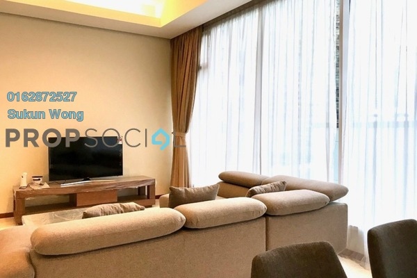 For Rent Condominium at Vipod Suites, KLCC Freehold Fully Furnished 2R/2B 6k