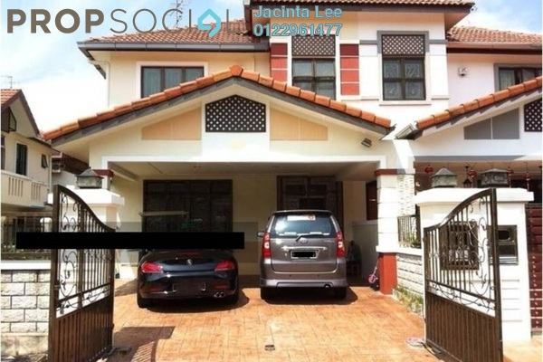 For Sale Semi-Detached at Taman Austin Heights, Tebrau Freehold Semi Furnished 5R/4B 729k
