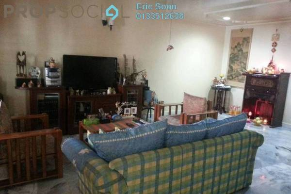 For Sale Terrace at Taman Bukit Angsana, Cheras South Freehold Fully Furnished 4R/3B 653k