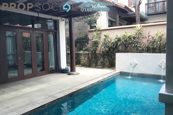 For Sale Bungalow at Kiara Hills, Mont Kiara Freehold Semi Furnished 5R/6B 6.5m