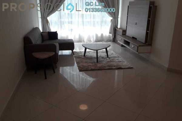 For Rent Condominium at The Crest, Kuala Lumpur Freehold Fully Furnished 3R/2B 4.5k