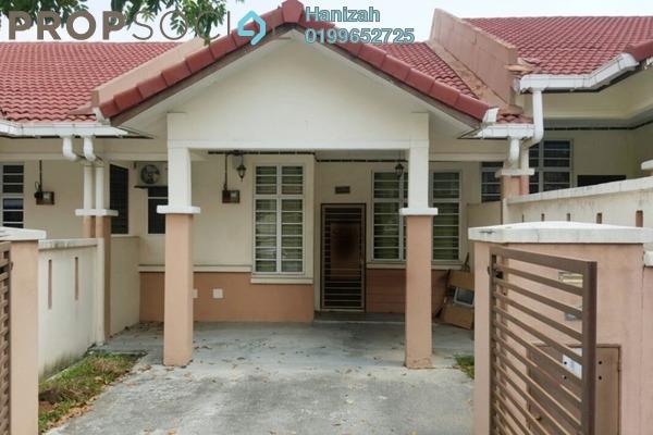 For Sale Terrace at Taman Dato Demang, Bandar Putra Permai Freehold Unfurnished 3R/2B 420k
