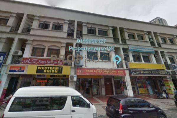 For Rent Shop at Jalan Masjid India, Dang Wangi Freehold Unfurnished 0R/0B 9k