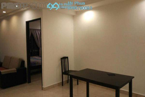 For Rent Condominium at Sea View Tower, Butterworth Freehold Fully Furnished 1R/1B 1.3k