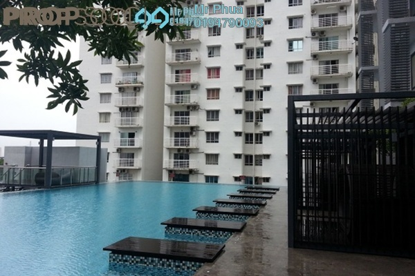 For Rent Condominium at Wellesley Residences, Butterworth Freehold Fully Furnished 3R/2B 1.8k
