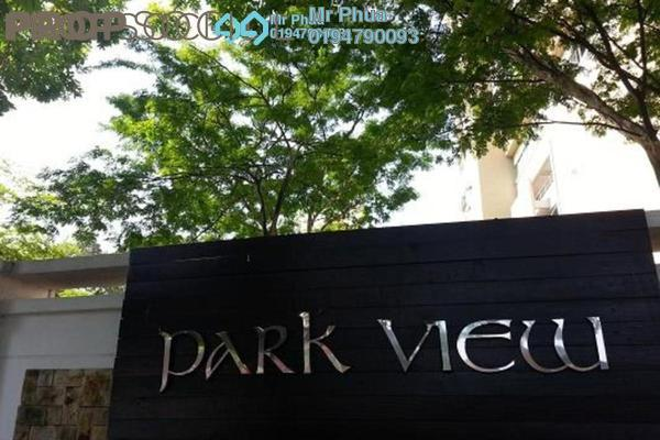 For Sale Condominium at Park View Tower, Butterworth Freehold Unfurnished 3R/2B 330k