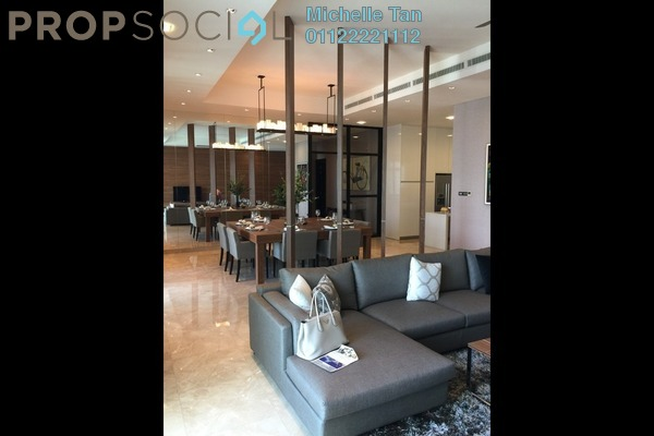 For Sale Condominium at The Pearl, KLCC Freehold Fully Furnished 3R/5B 3.44m