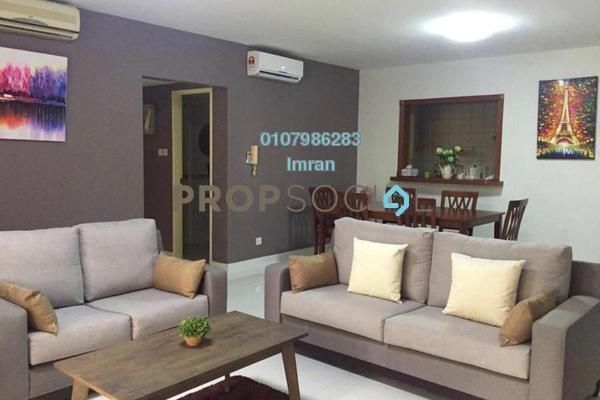 For Rent Condominium at Mont Kiara Bayu, Mont Kiara Freehold Fully Furnished 3R/2B 3.5k