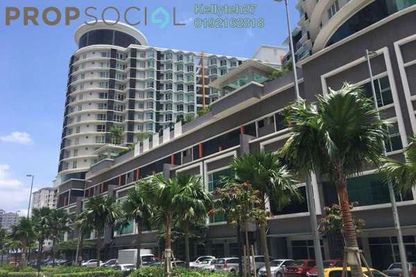 For Rent Condominium at Tiara Mutiara 2, Old Klang Road Freehold Semi Furnished 3R/2B 1.7k