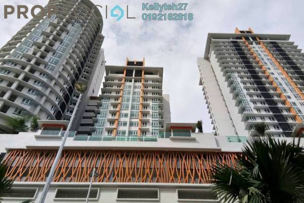 For Rent Condominium at Tiara Mutiara 2, Old Klang Road Freehold Fully Furnished 3R/2B 1.9k