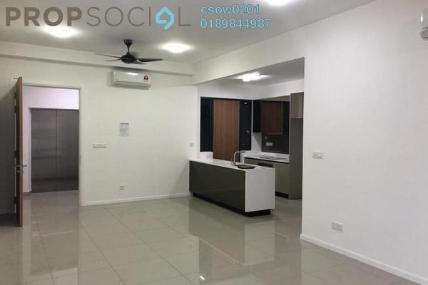 For Rent Condominium at Anjali @ North Kiara, Segambut Freehold Semi Furnished 3R/2B 2.3k