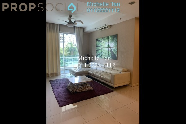 For Sale Condominium at The Park Residences, Bangsar South Freehold Fully Furnished 3R/4B 1.5m