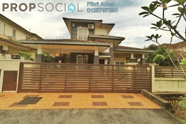 For Sale Bungalow at Seksyen 5, Bandar Bukit Mahkota Freehold Fully Furnished 6R/5B 1.4m