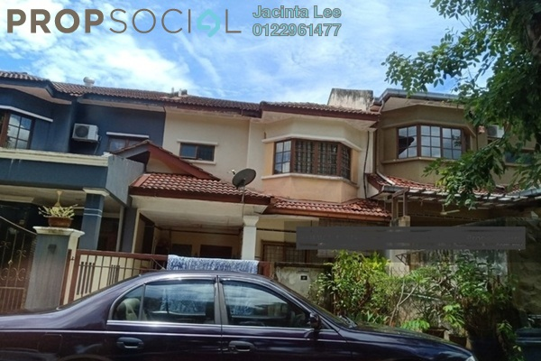 For Sale Terrace at Ukay Perdana, Ukay Freehold Semi Furnished 4R/3B 551k