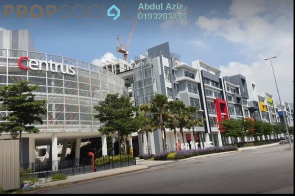 For Sale Office at CBD Perdana 3, Cyberjaya Freehold Semi Furnished 0R/0B 9.4m