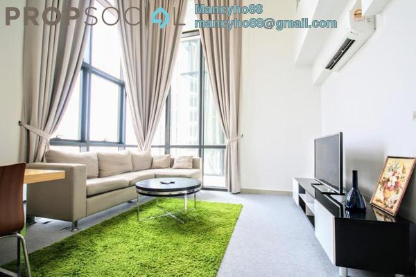 For Sale Condominium at Solstice @ Pan'gaea, Cyberjaya Freehold Fully Furnished 3R/2B 625k